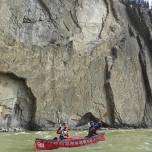 One of a half dozen major canyons.